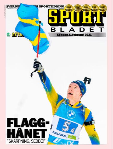Sportbladet February 21, 2021 00:00