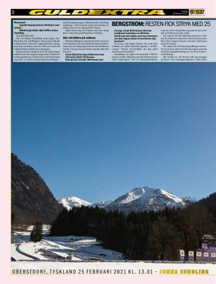 Sportbladet February 26, 2021 00:00
