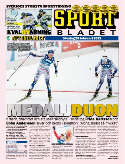 Sportbladet February 28, 2021 00:00
