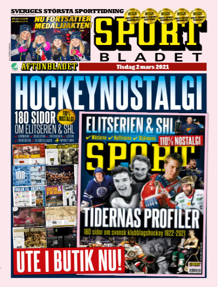 Sportbladet March 02, 2021 00:00