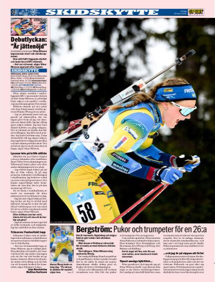 Sportbladet March 20, 2021 00:00