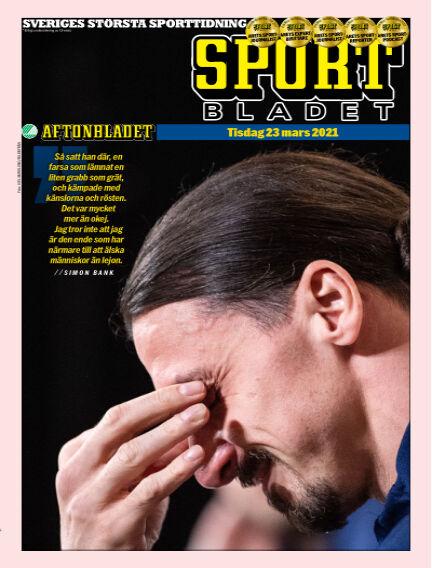 Sportbladet March 23, 2021 00:00