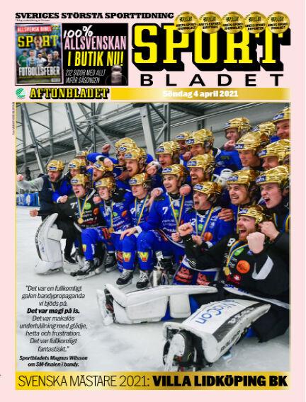 Sportbladet April 04, 2021 00:00