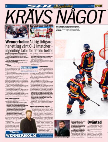 Sportbladet April 06, 2021 00:00
