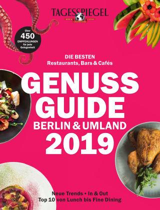Tagesspiegel Genuss Genuss Guide 2019