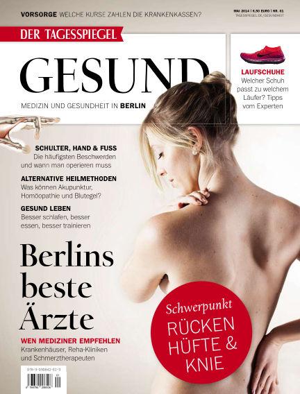 Tagesspiegel Gesundheitsratgeber April 25, 2014 00:00