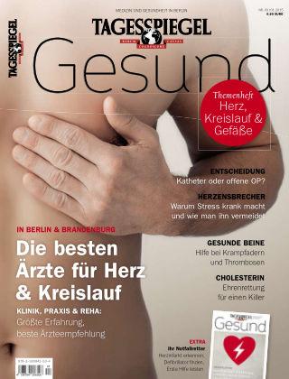 Tagesspiegel Gesundheitsratgeber Gesund Nr. 03
