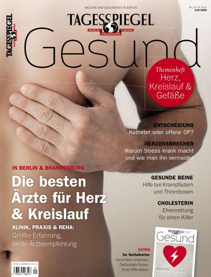 Tagesspiegel Gesundheitsratgeber December 05, 2014 00:00