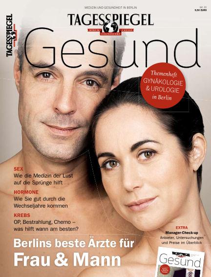 Tagesspiegel Gesundheitsratgeber June 05, 2015 00:00