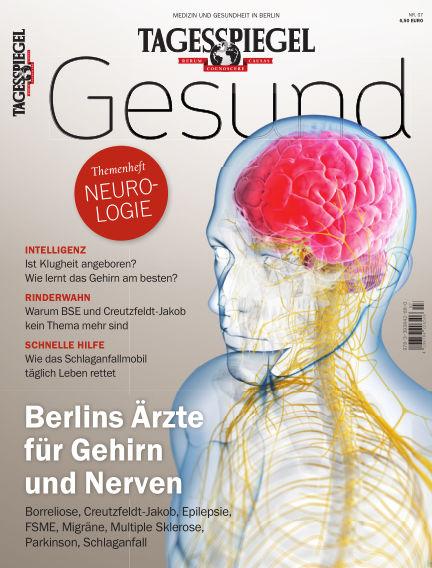 Tagesspiegel Gesundheitsratgeber December 18, 2015 00:00