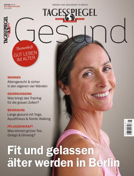 Tagesspiegel Gesundheitsratgeber April 01, 2016 00:00