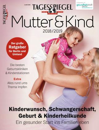 Tagesspiegel Gesundheitsratgeber Mutter & Kind '18/19