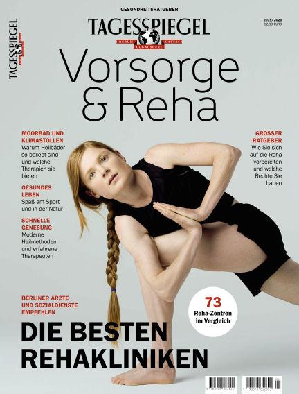 Tagesspiegel Gesundheitsratgeber January 07, 2019 00:00