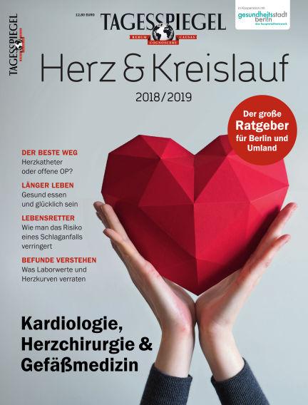 Tagesspiegel Gesundheitsratgeber February 23, 2018 00:00