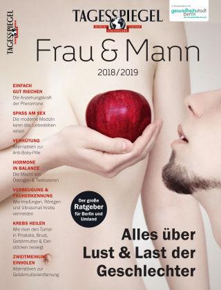 Tagesspiegel Gesundheitsratgeber Frau & Mann