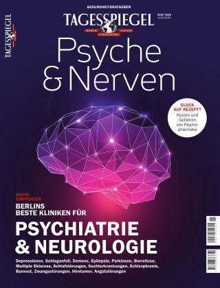 Tagesspiegel Gesundheitsratgeber Psyche & Nerven