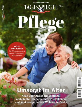 Tagesspiegel Gesundheitsratgeber Pflege