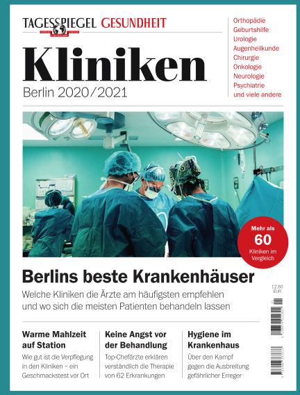Tagesspiegel Gesundheitsratgeber December 06, 2019 00:00