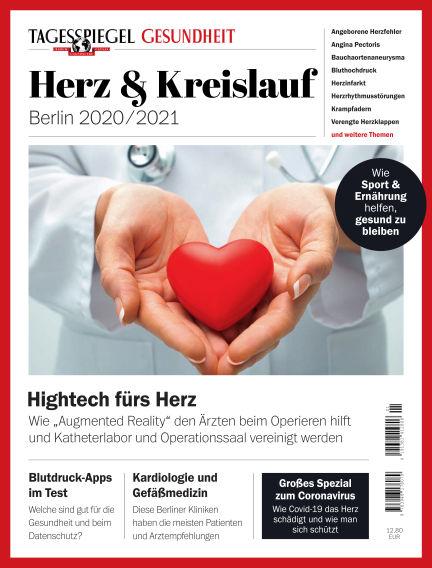 Tagesspiegel Gesundheitsratgeber June 12, 2020 00:00