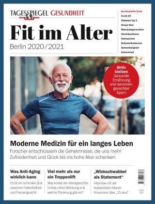 Tagesspiegel Gesundheitsratgeber Fit im Alter