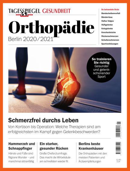 Tagesspiegel Gesundheitsratgeber October 16, 2020 00:00