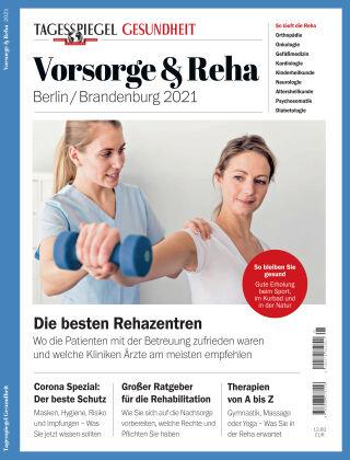 Tagesspiegel Gesundheitsratgeber Vorsorge & Reha
