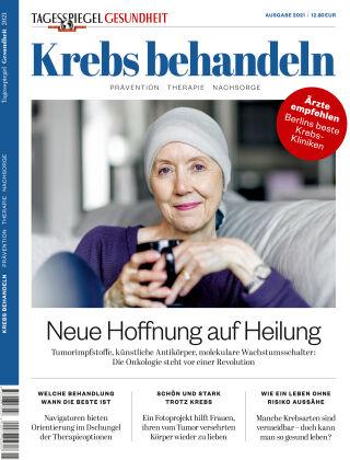 Tagesspiegel Gesundheitsratgeber Krebs behandeln