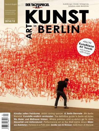 Tagesspiegel Kunst 2014