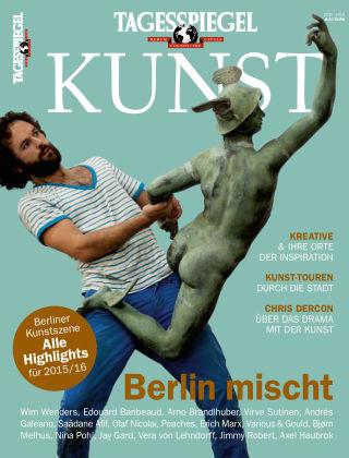 Tagesspiegel Kunst 2015