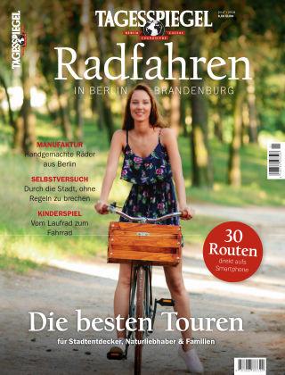 Tagesspiegel Radfahren Februar 2017