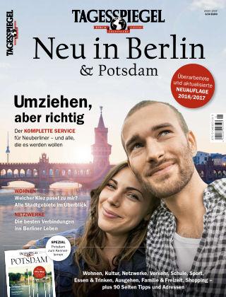 Tagesspiegel Neu in Berlin & Potsdam 2016/2017