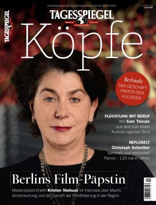 Tagesspiegel Köpfe Feb 2015