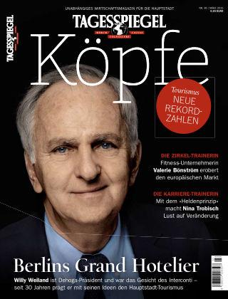 Tagesspiegel Köpfe März 2015