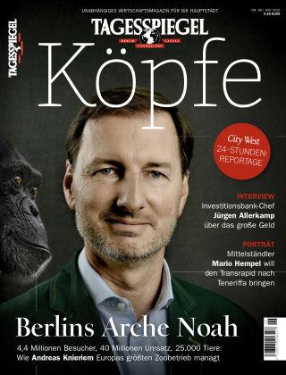 Tagesspiegel Köpfe Juni 2015