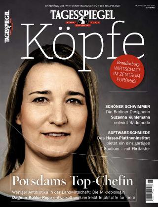 Tagesspiegel Köpfe Juli/Aug 2015