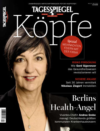 Tagesspiegel Köpfe Okt 2015