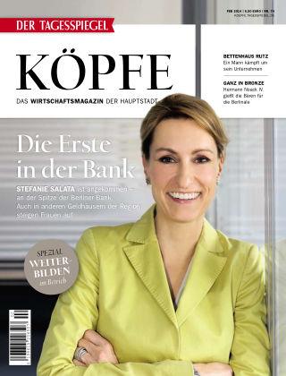 Tagesspiegel Köpfe Feb 2014