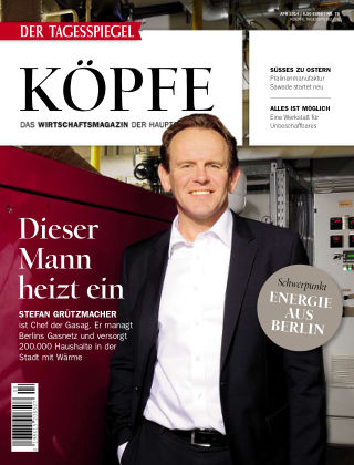 Tagesspiegel Köpfe April 2014