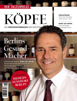 Tagesspiegel Köpfe Juni 2014