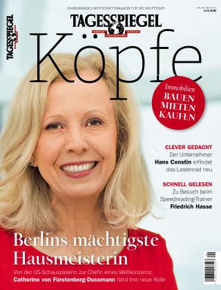 Tagesspiegel Köpfe Sept 2014