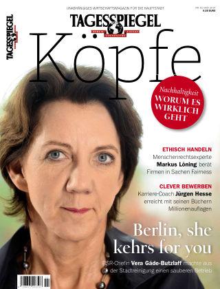 Tagesspiegel Köpfe Nov 2014