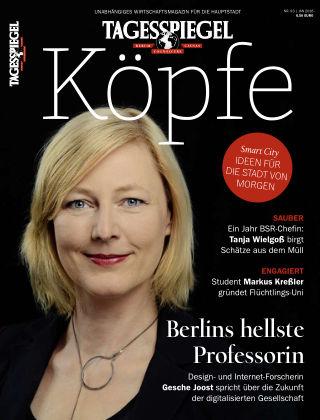 Tagesspiegel Köpfe Dez 2015/Jan 2016