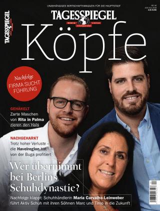 Tagesspiegel Köpfe Juli 2016