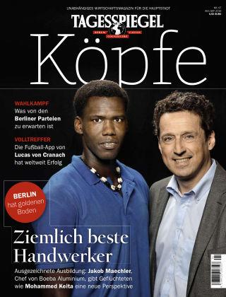 Tagesspiegel Köpfe Sept 2016