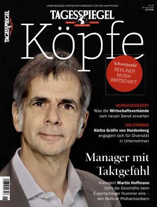 Tagesspiegel Köpfe Nov 2016