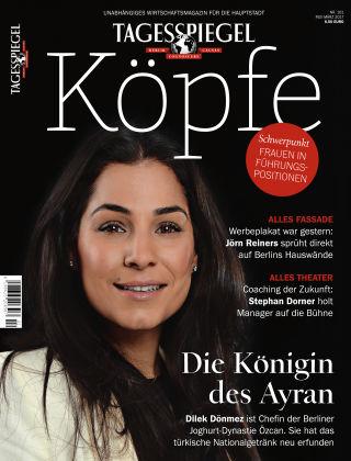Tagesspiegel Köpfe Feb/März 2017