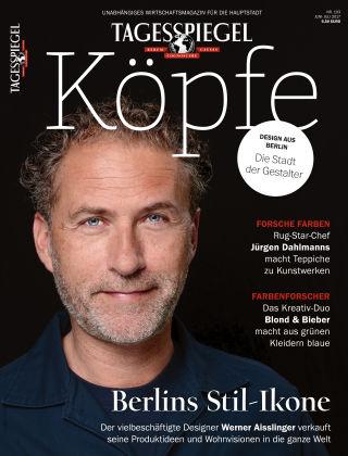 Tagesspiegel Köpfe Jun/Jul 2017