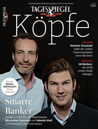 Tagesspiegel Köpfe Jan 2018