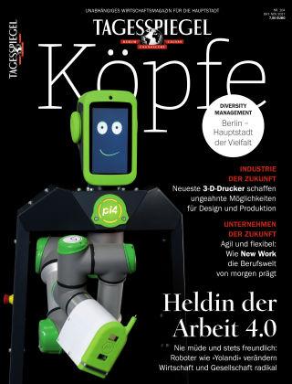 Tagesspiegel Köpfe Okt/Nov 2017