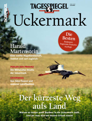 Tagesspiegel Uckermark 2016/2017